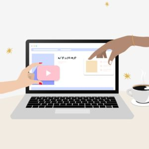 build creative portfolio online course Gurvi Movement