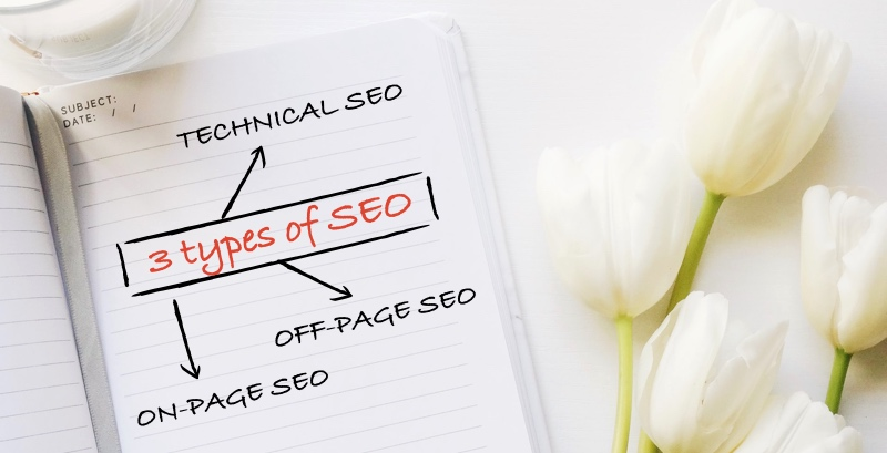 3 types of SEO you need to maximize your online presence - Gurvi Movement
